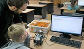 Лаборатория образовательной робототехники